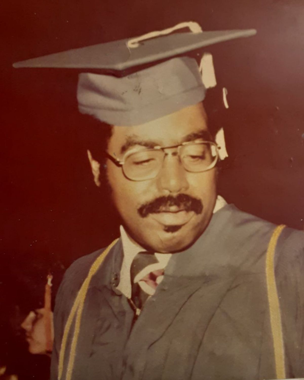 Al Jenkins got his associate's degree in liberal arts in 1977 from Milwaukee Area Technical College.