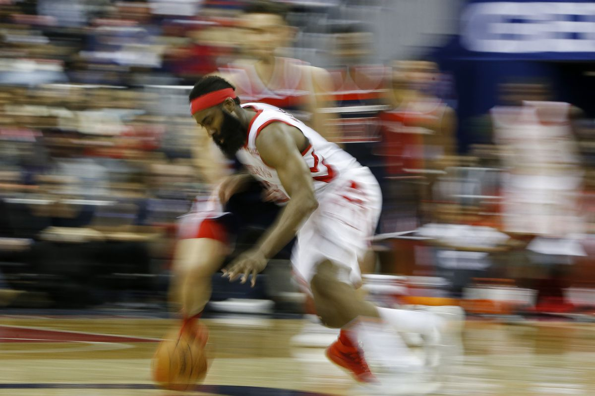 859b4bdec243 We may have just witnessed peak James Harden - The Dream Shake