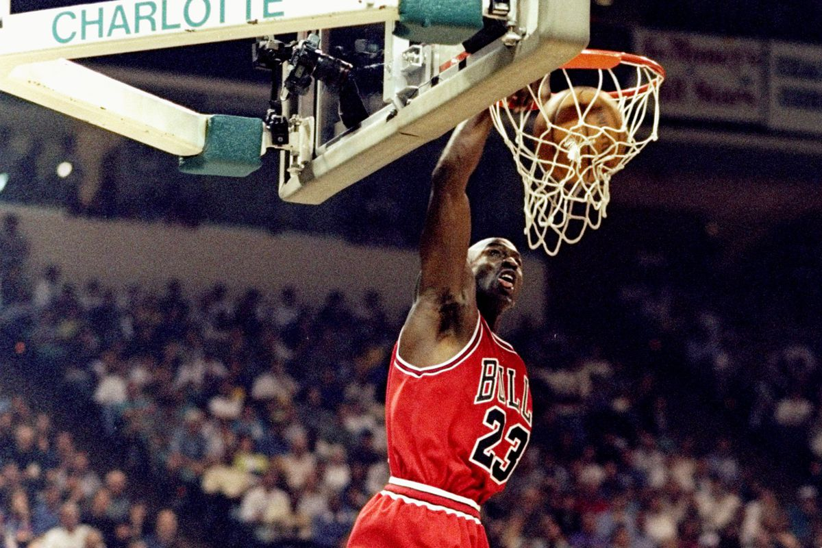 Michael Jordan s top 5 in-game dunks of all time - Tar Heel Blog 1b2a4cdc8
