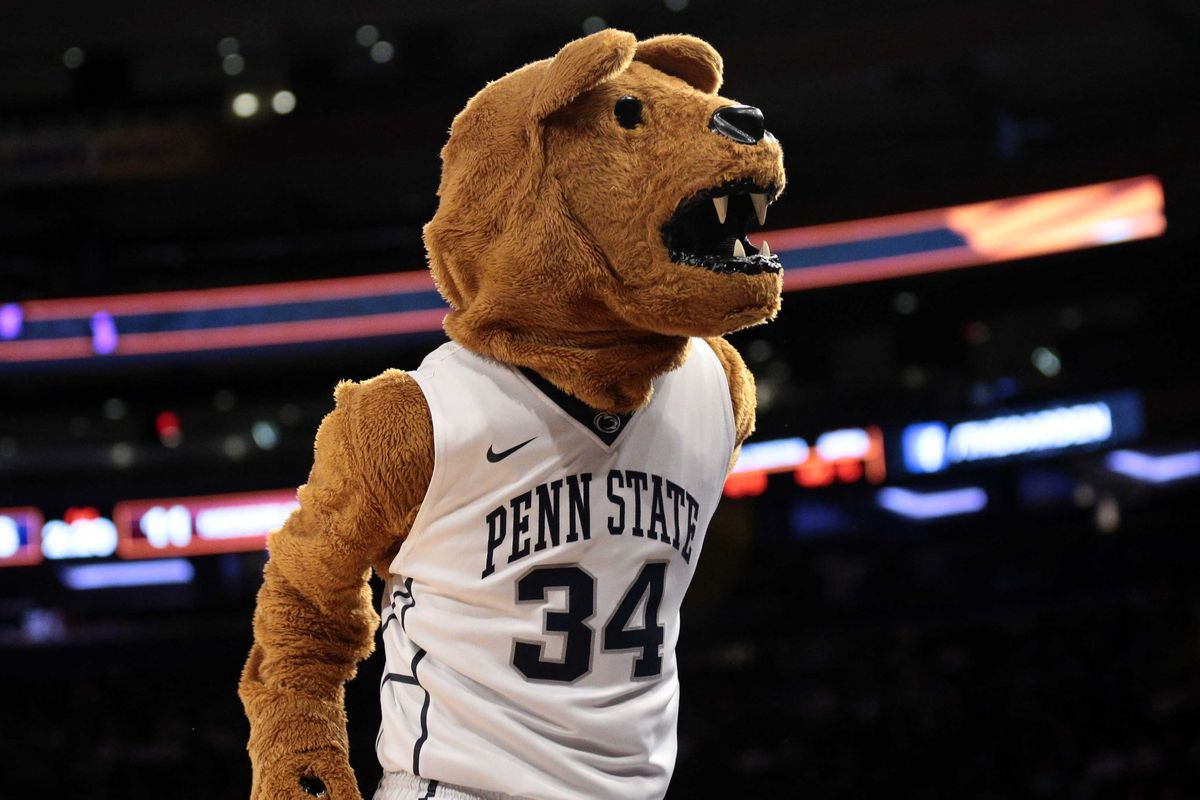 official 2018-'19 penn state nittany lions basketball schedule - bt