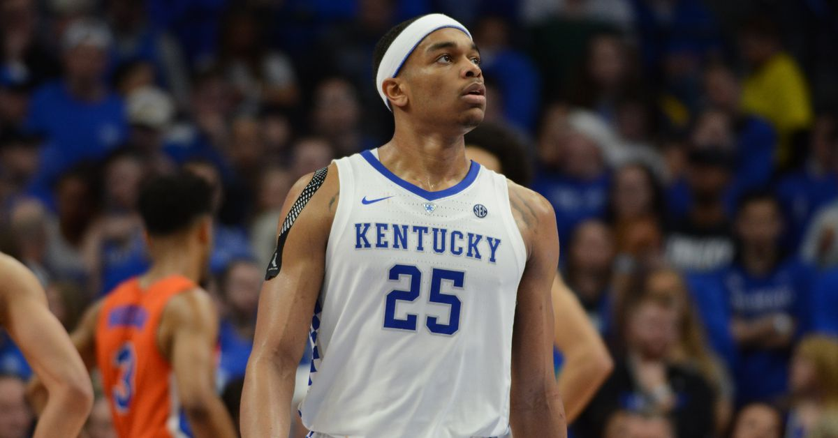 Kentucky Basketball, Tennessee Vols Have Best Odds To Win