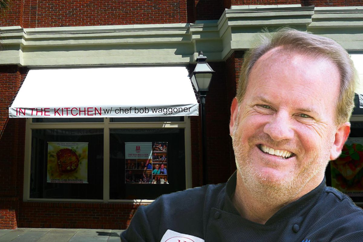 In the Kitchen With Bob Waggoner