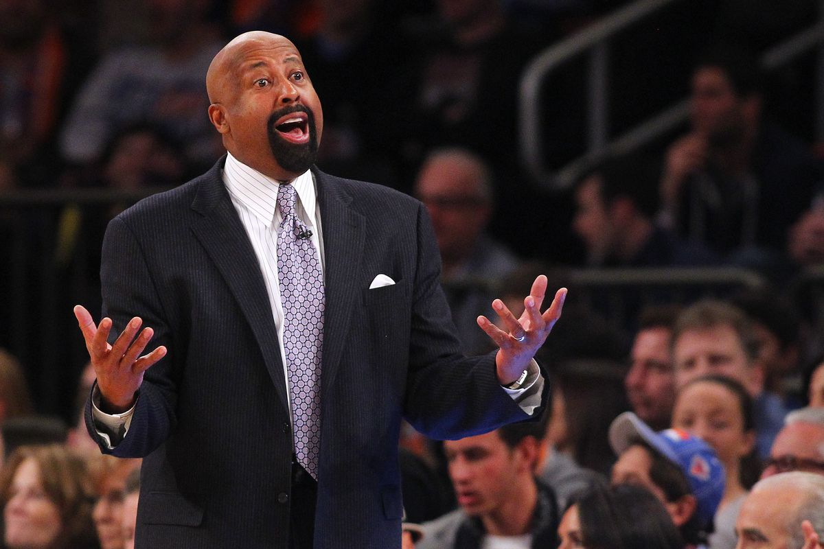 """Indiana coaching search Mike Woodson Larry Brown """"aligning"""" in"""