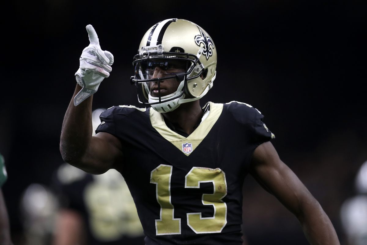 Saints Wr Michael Thomas Will Be A Problem For Defenses In
