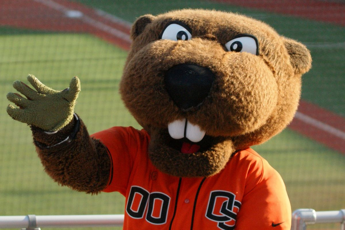Oregon St. is ranked #6 in the nation in the Baseball America pre-season poll. Practice starts today, and Benny can't wait for the season to start!