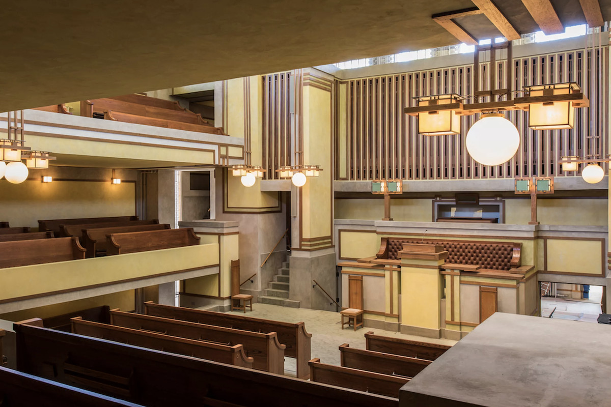 Frank Lloyd Wright Sites Offer Virtual Tours During Covid 19 Crisis Curbed Chicago