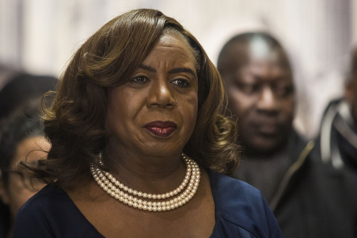 Dorothy Brown and the politics of 'I got mine'