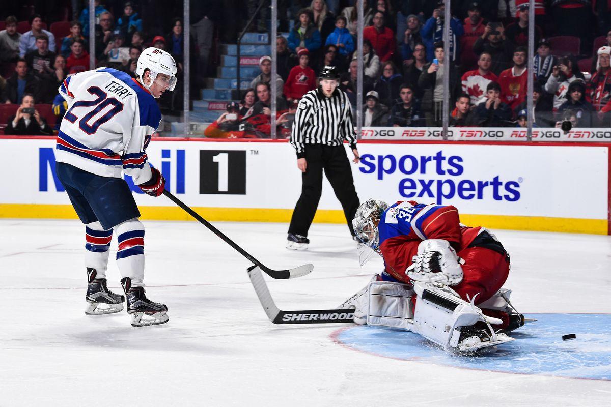Team Unites States v Team Russia - Semifinal - 2017 IIHF World Junior Championship