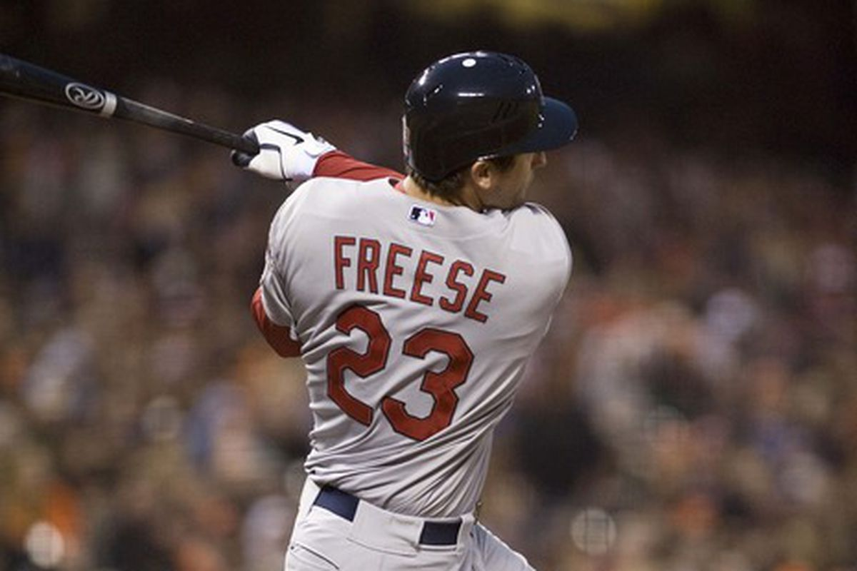 Deep Freese.