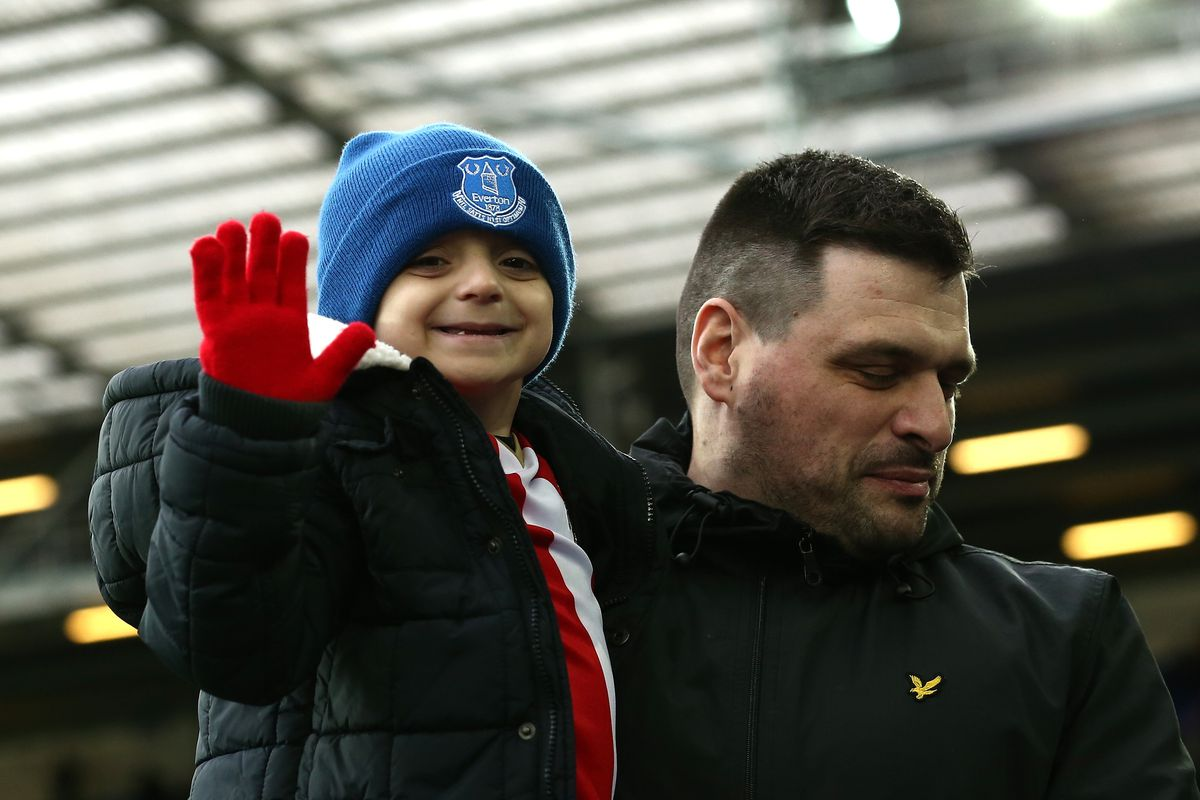 Everton to host charity match for Bradley Lowery