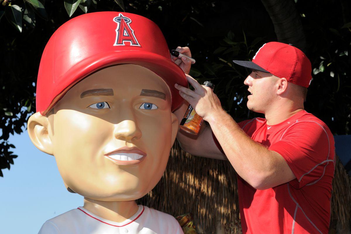 Texas Rangers v Los Angeles Angels of Anaheim