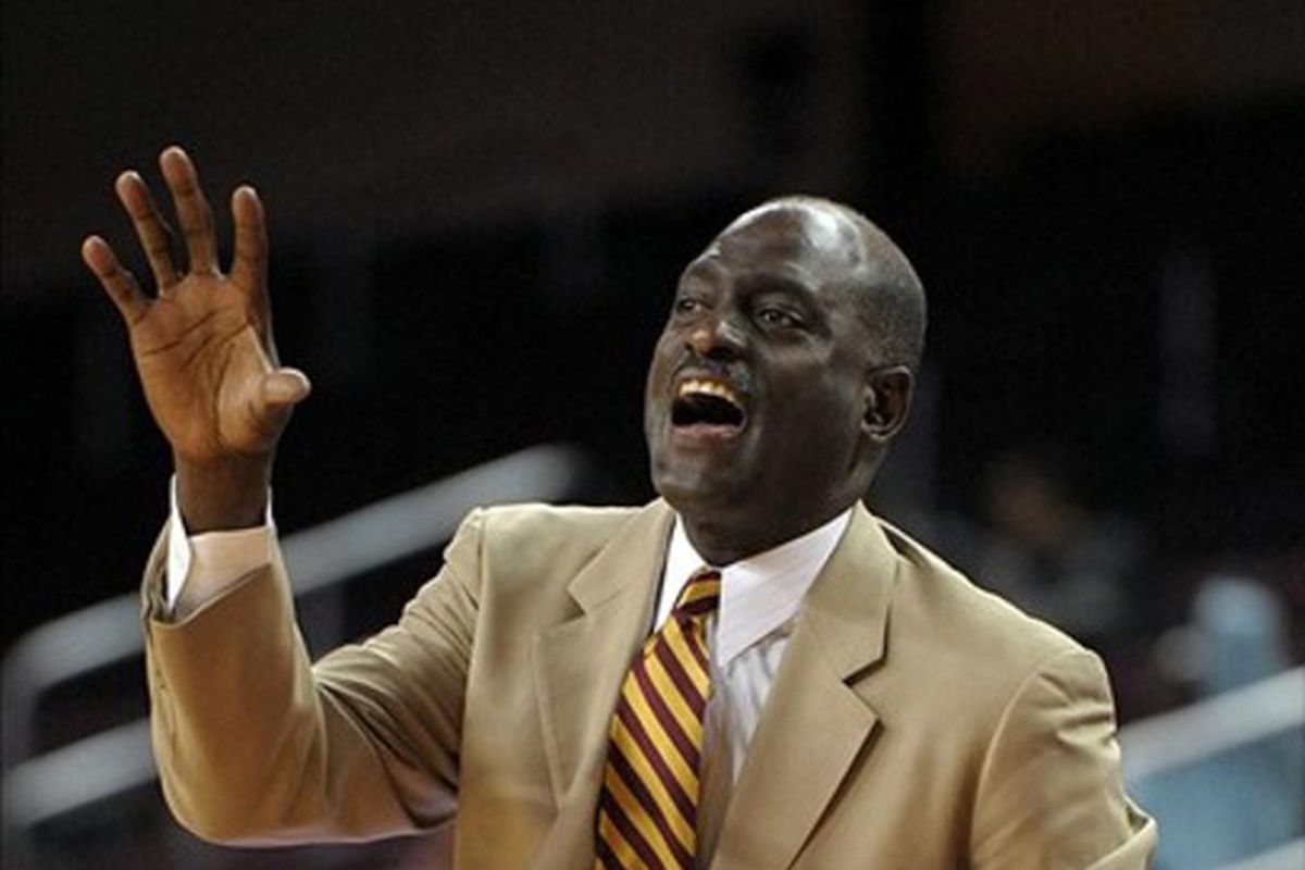 Atlanta Dream head coach Michael Cooper on the hiring process