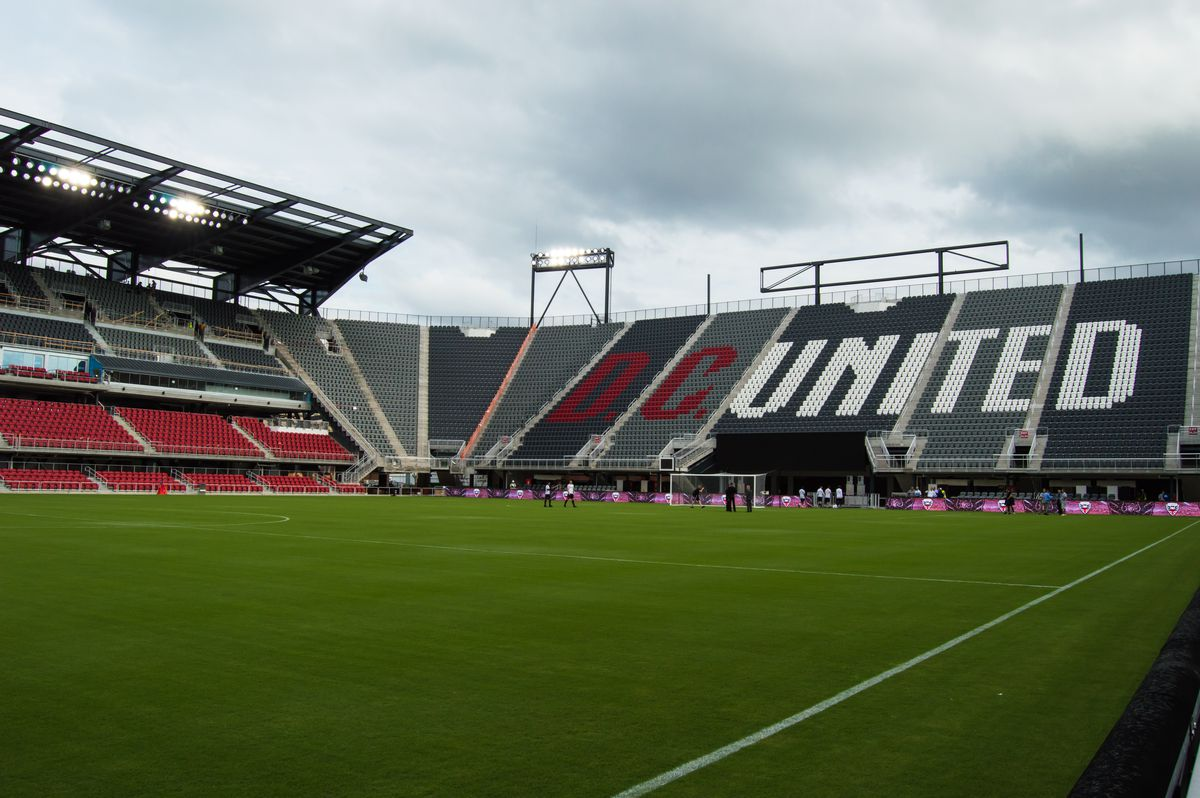 7 Cool Design Facts To Know About Dc United S Audi Field