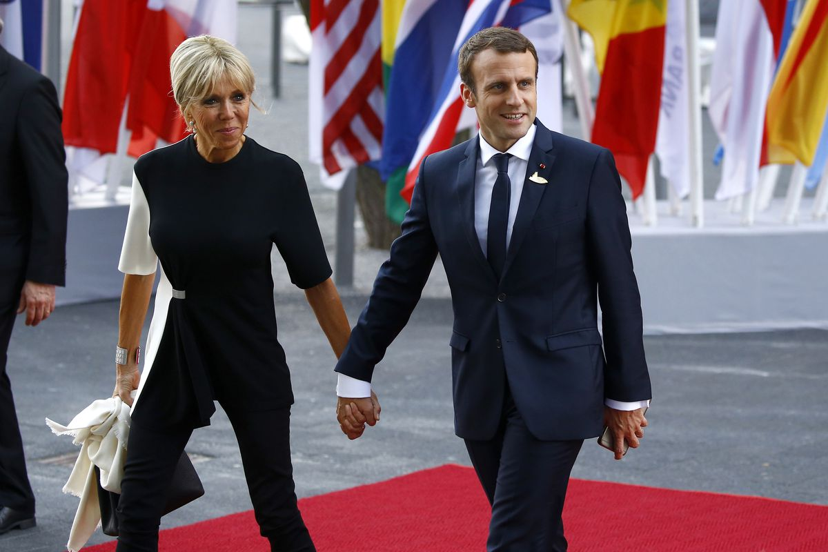 Bastille Day: Macron thanks US for WWI support