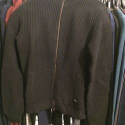 Sweater, size XS, $99 (was $340)