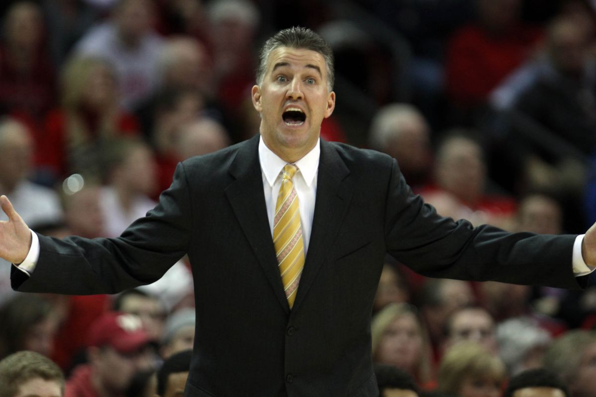 Yes, Coach Painter, I can't believe it either.