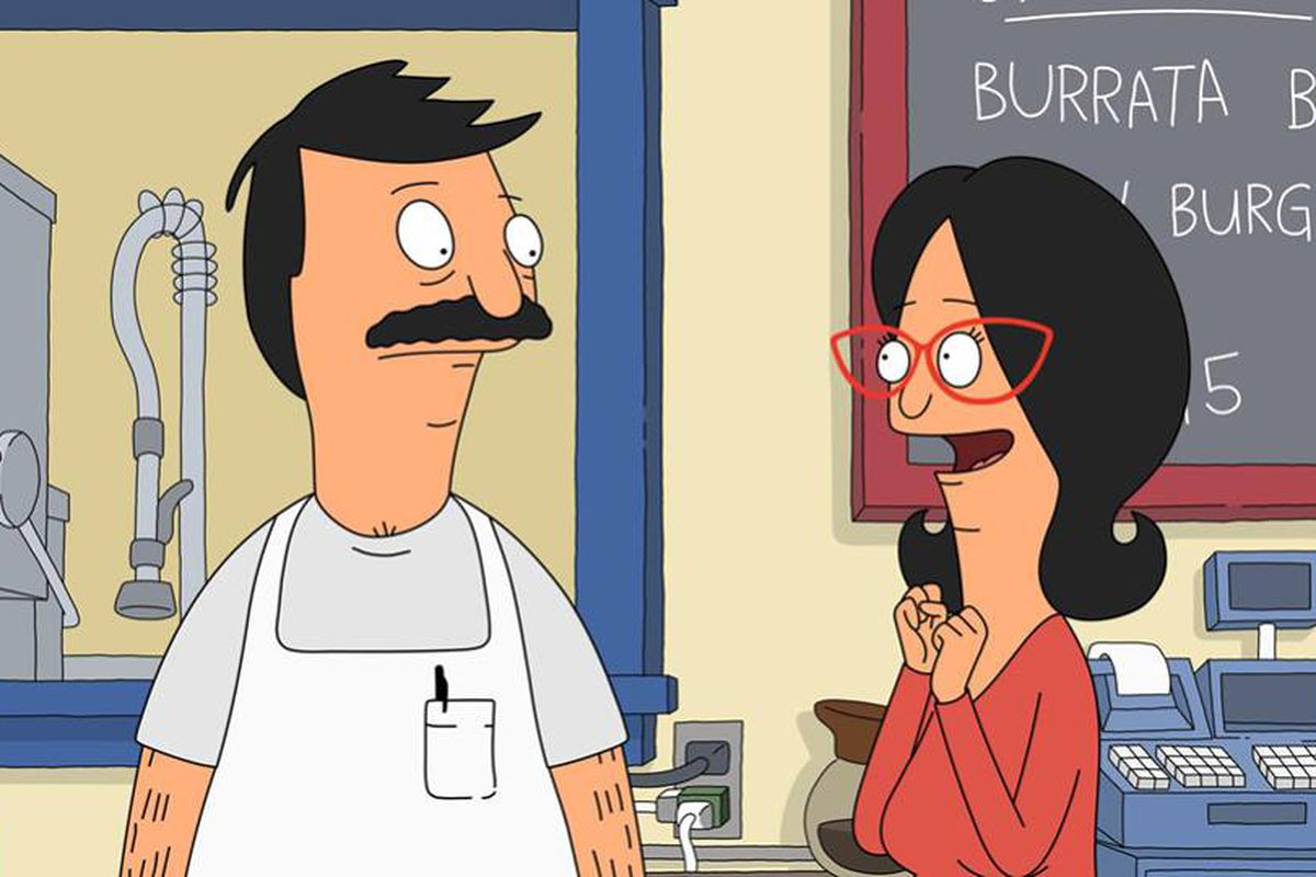 bob s burgers food carts will be outside javits center for comic con