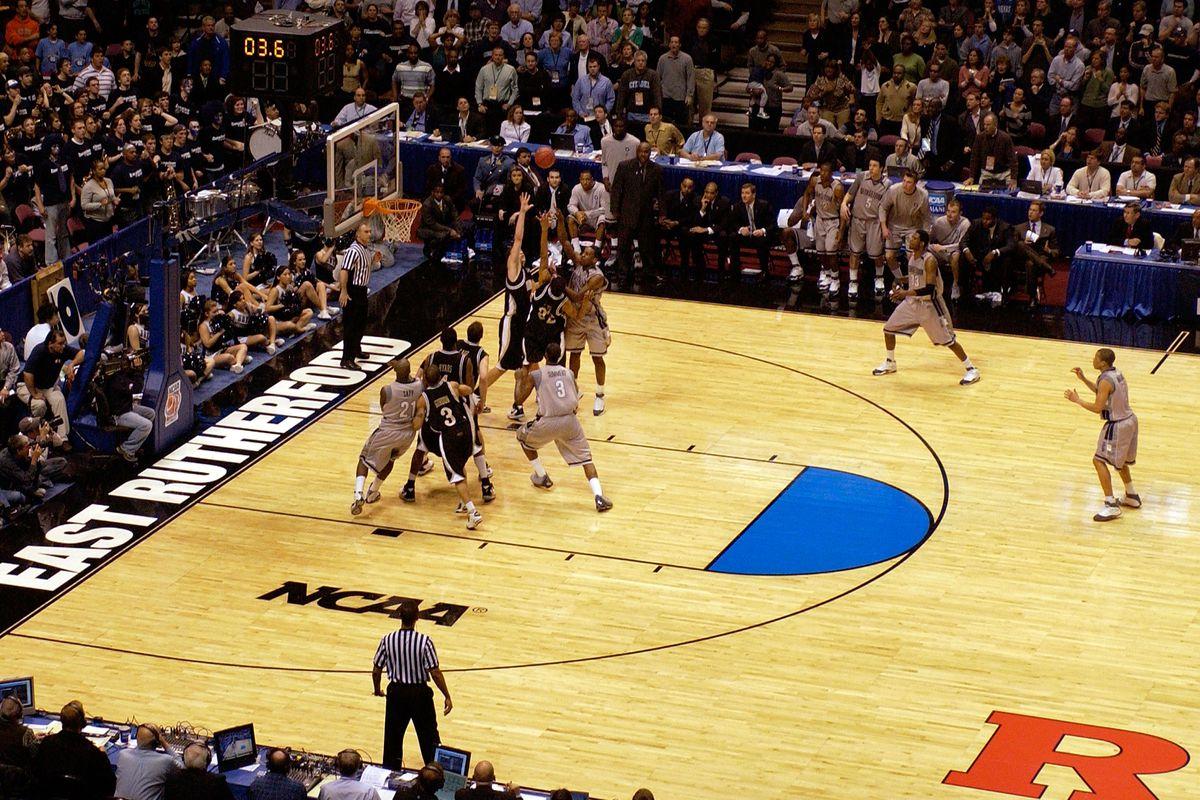 NCAA Regional - East Rutherford: Georgetown v Vanderbilt