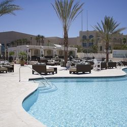 The pool at Daylight Beach Club.