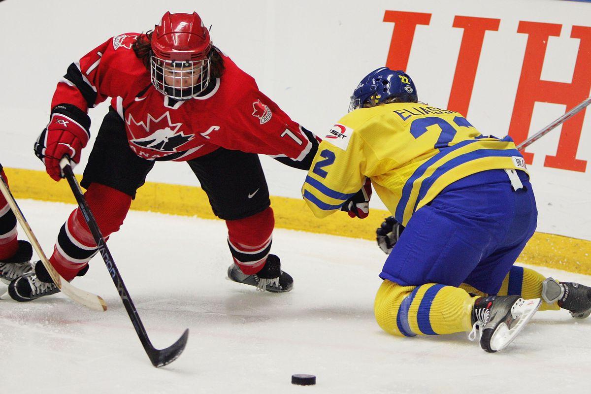 IIHF World Women's Championships Preliminaries