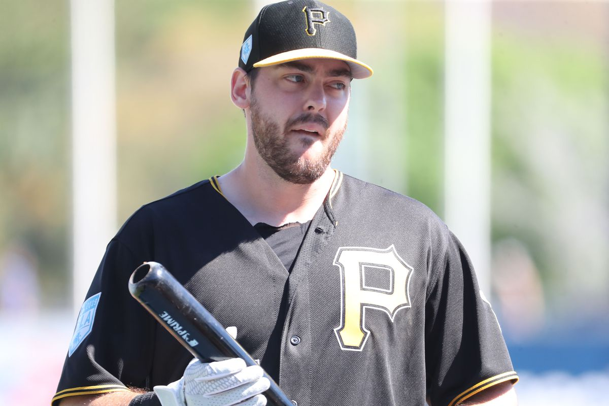 Pirates first base prospect Will Craig