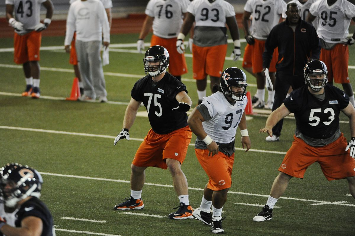 Chicago Bears Rookie Camp