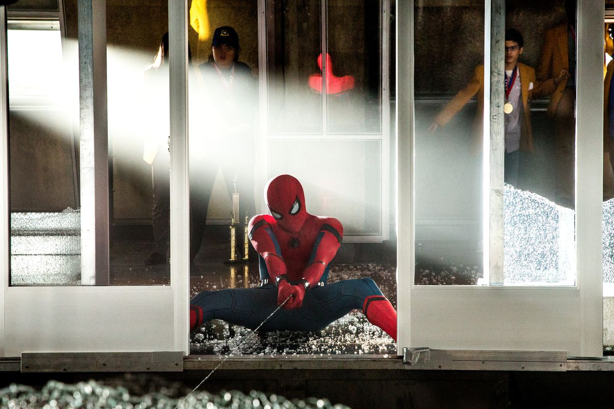 'Spider-Man: Homecoming' Scores $15.4 Million on Opening Night