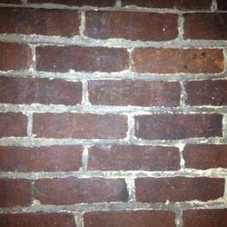 Exposed brick wall #5