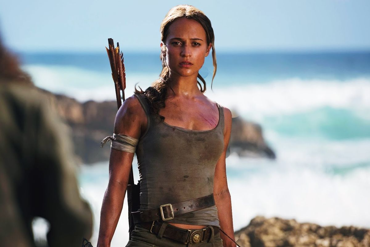 In Tomb Raider, Alicia Vikander Becomes the New Queen of