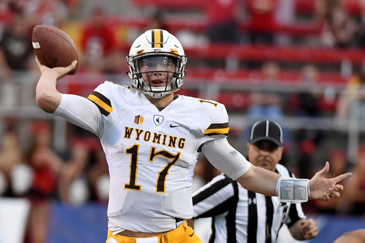 newest 1984c 78737 Draft Day 2018: Where will Josh Allen fall? - Mountain West ...