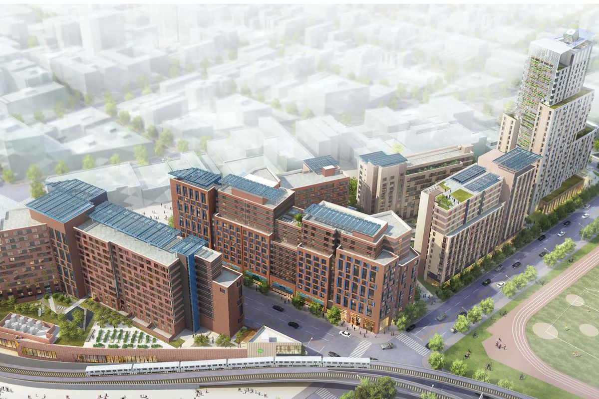 New Look At Bronx S La Central Affordable Housing Complex