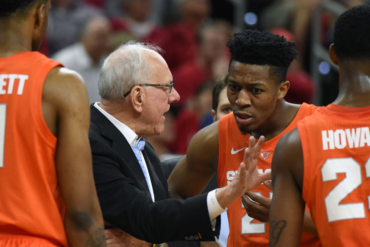 b2d8aba85 What exactly has Syracuse men s basketball become  - Troy Nunes Is ...