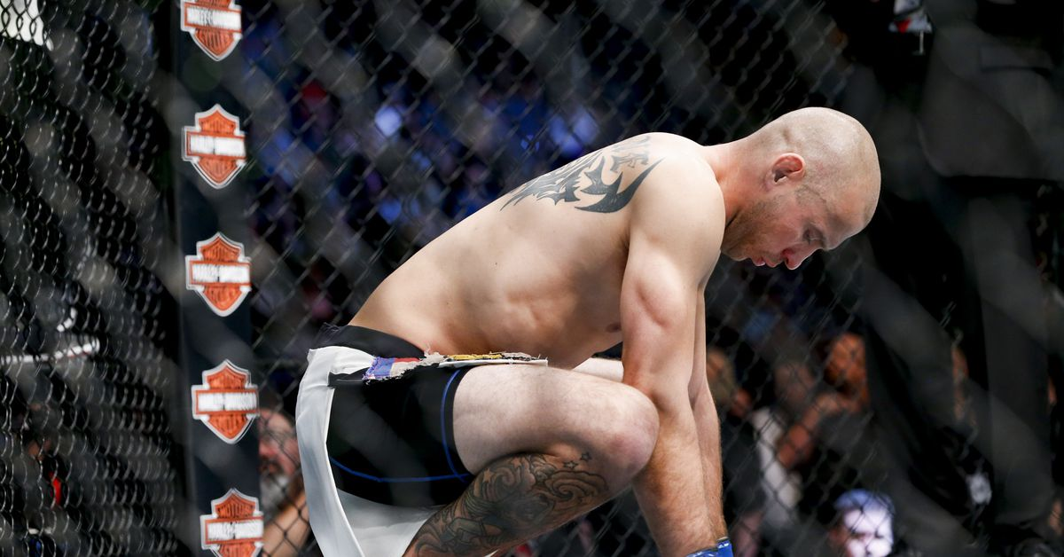 Donald Cerrone Recounts Harrowing Near Fatal Cave Diving Experience Mma Fighting