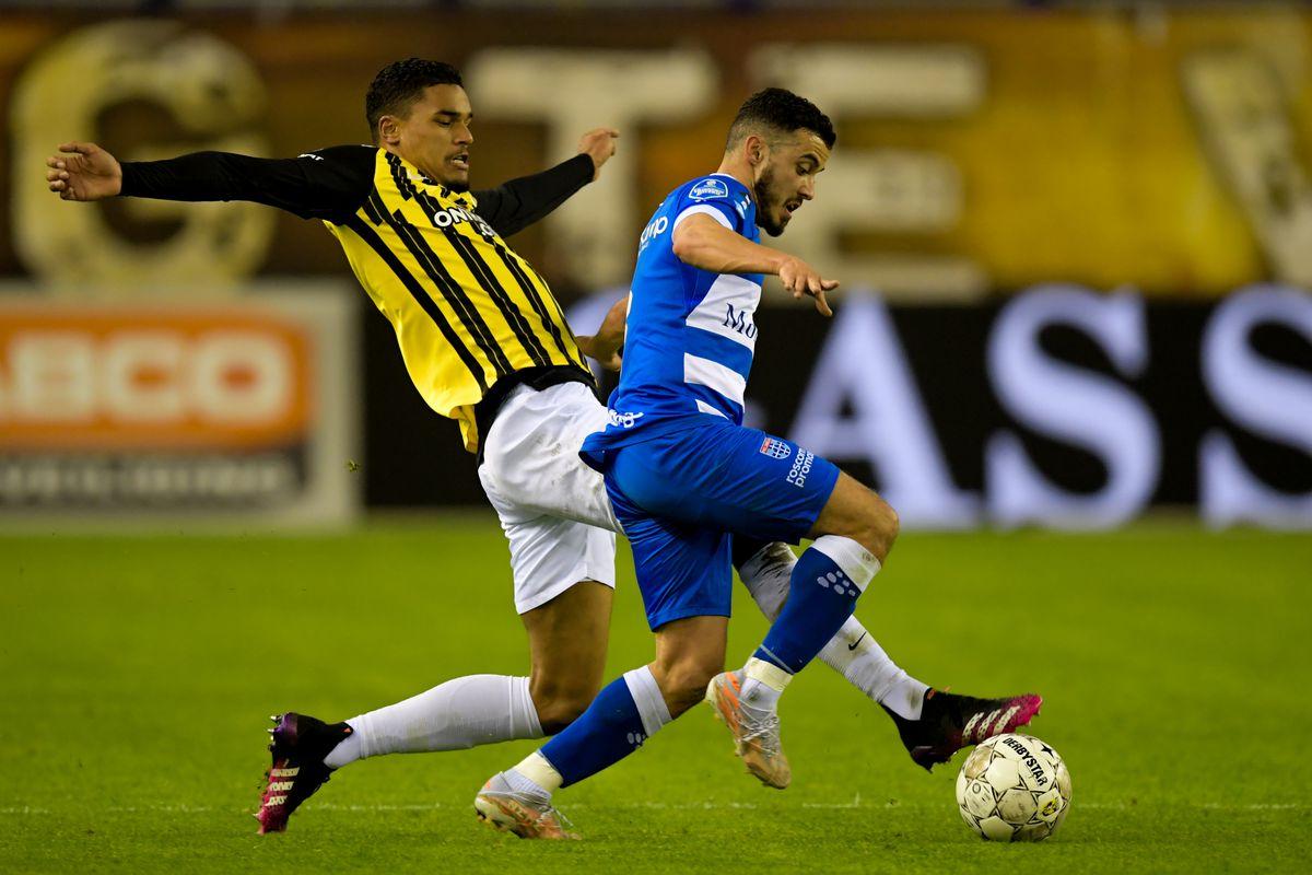 Vitesse v PEC Zwolle - Dutch Eredivisie