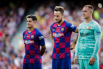 Denis Suarez News, Stats, Photos | Villarreal