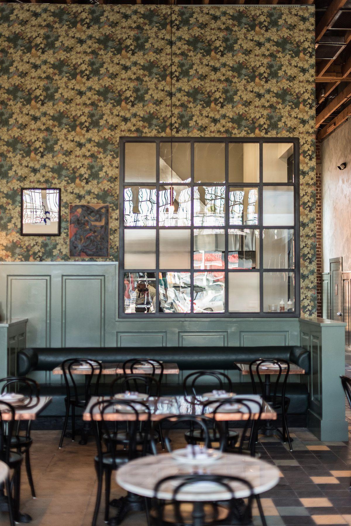 Birdie S Cafe Menu Los Angeles