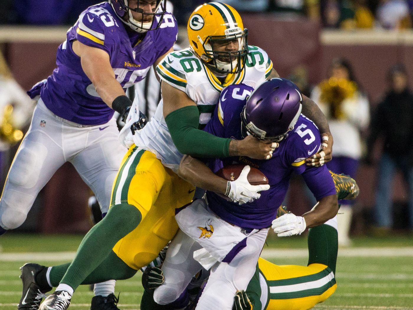 Packers Vs Vikings Final Score Packers End Losing Skid Top Vikings 30 13 In Minnesota Acme Packing Company