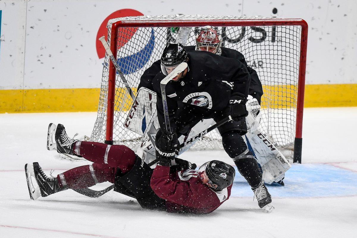 NHL: JUL 13 Avalanche Training Camp