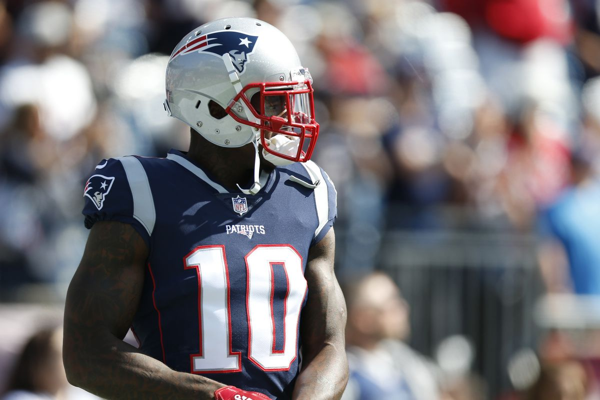 best service 3e63b 8d3b9 Josh Gordon could be the Patriots' X-factor in 2019 - Pats ...
