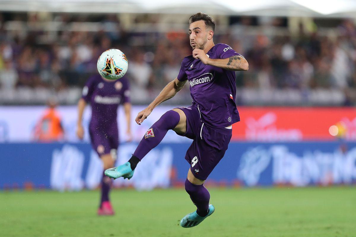 Fiorentina and Gaetano Castrovilli negotiating a contract ...