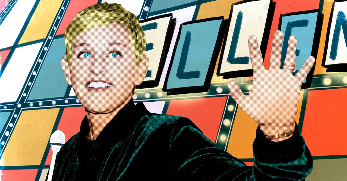 Ellen DeGeneres's New Game Show Is Fun, Dumb, and Almost Mean - The Ringer
