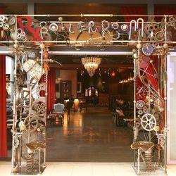 Rx Boiler Room entrance