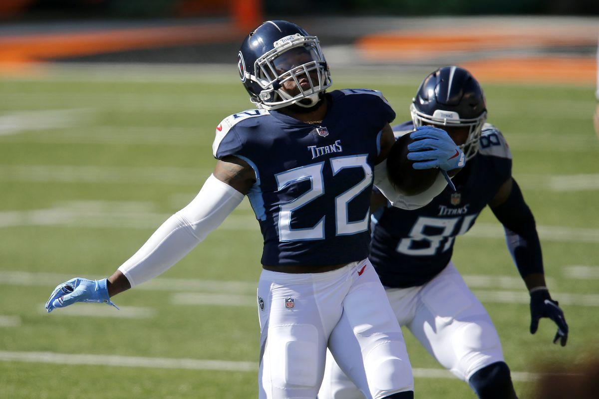 NFL: Tennessee Titans at Cincinnati Bengals