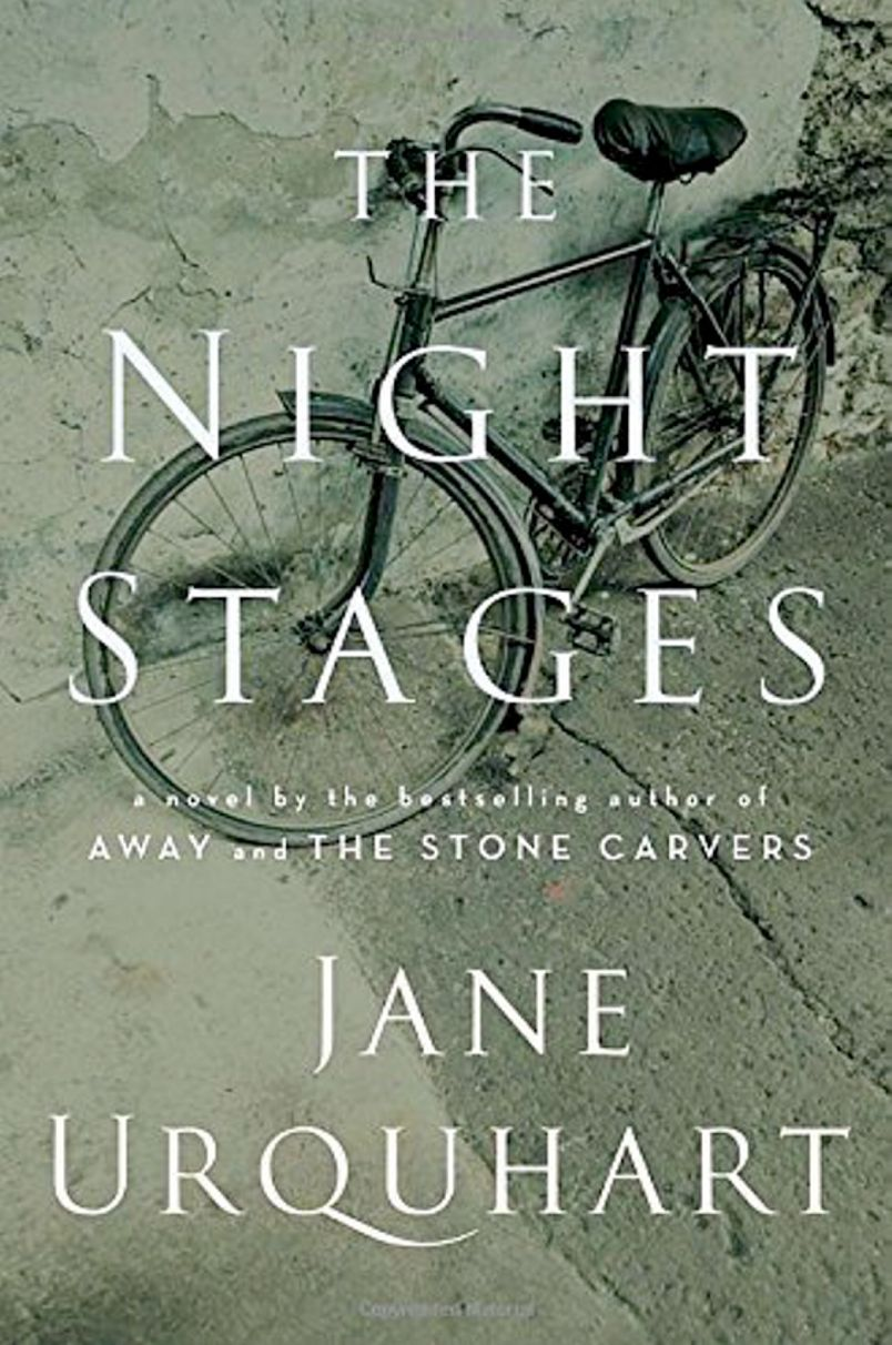 The Night Stages, by Jane Urquhart