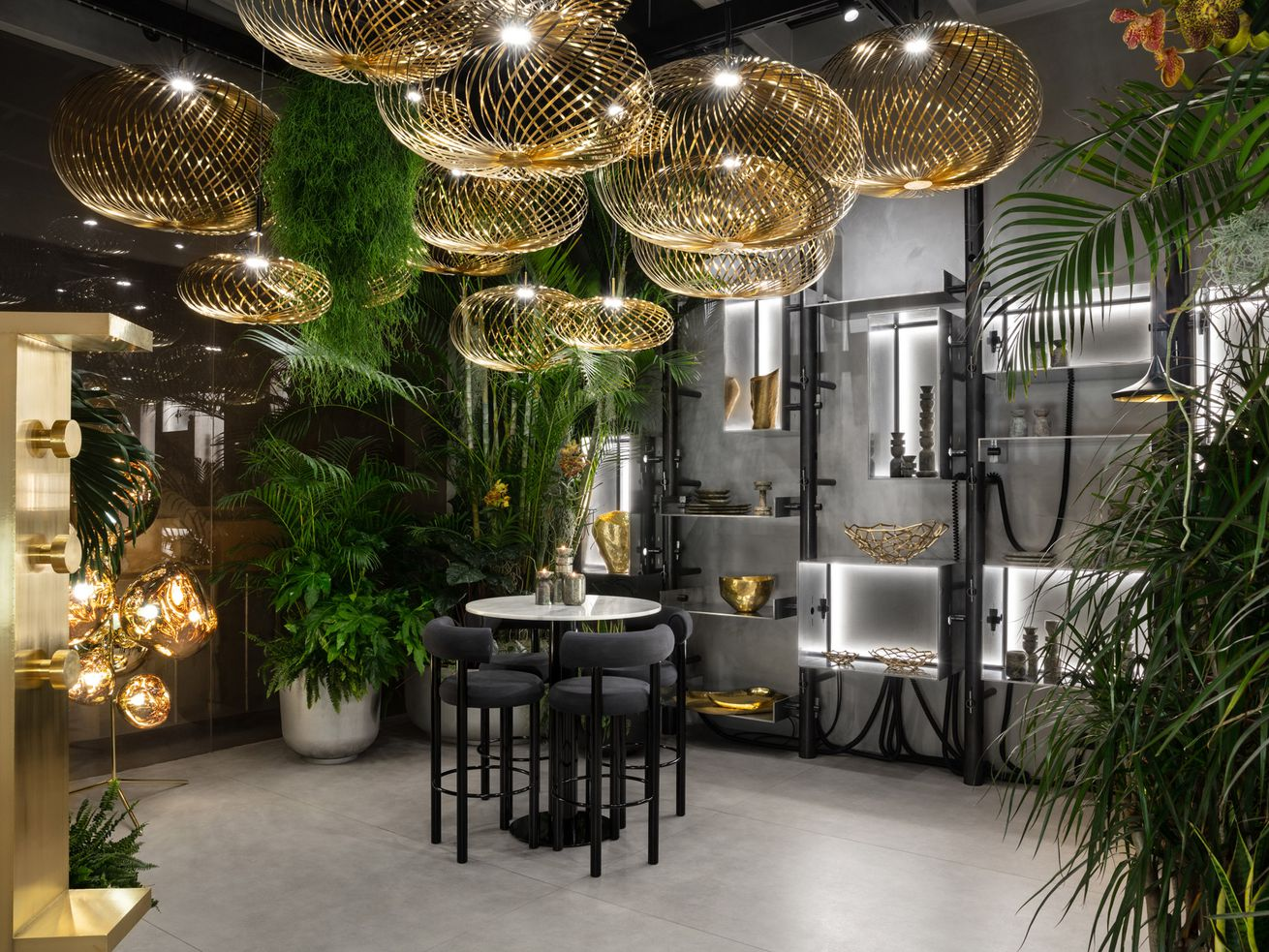 You can buy everything at Tom Dixon?s new restaurant