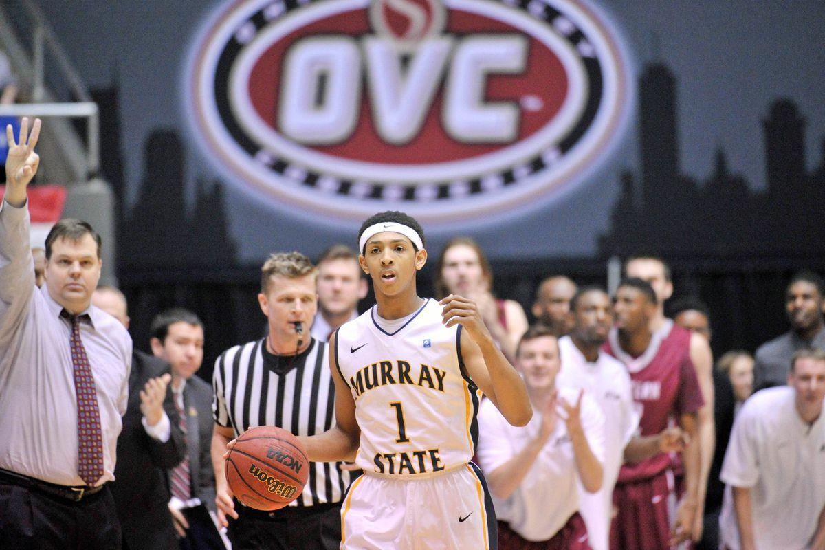 Murray State's Cameron Payne.