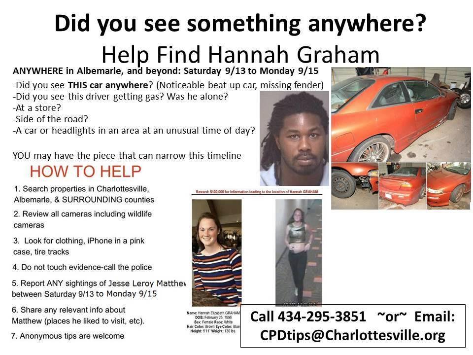 Find Hannah Graham