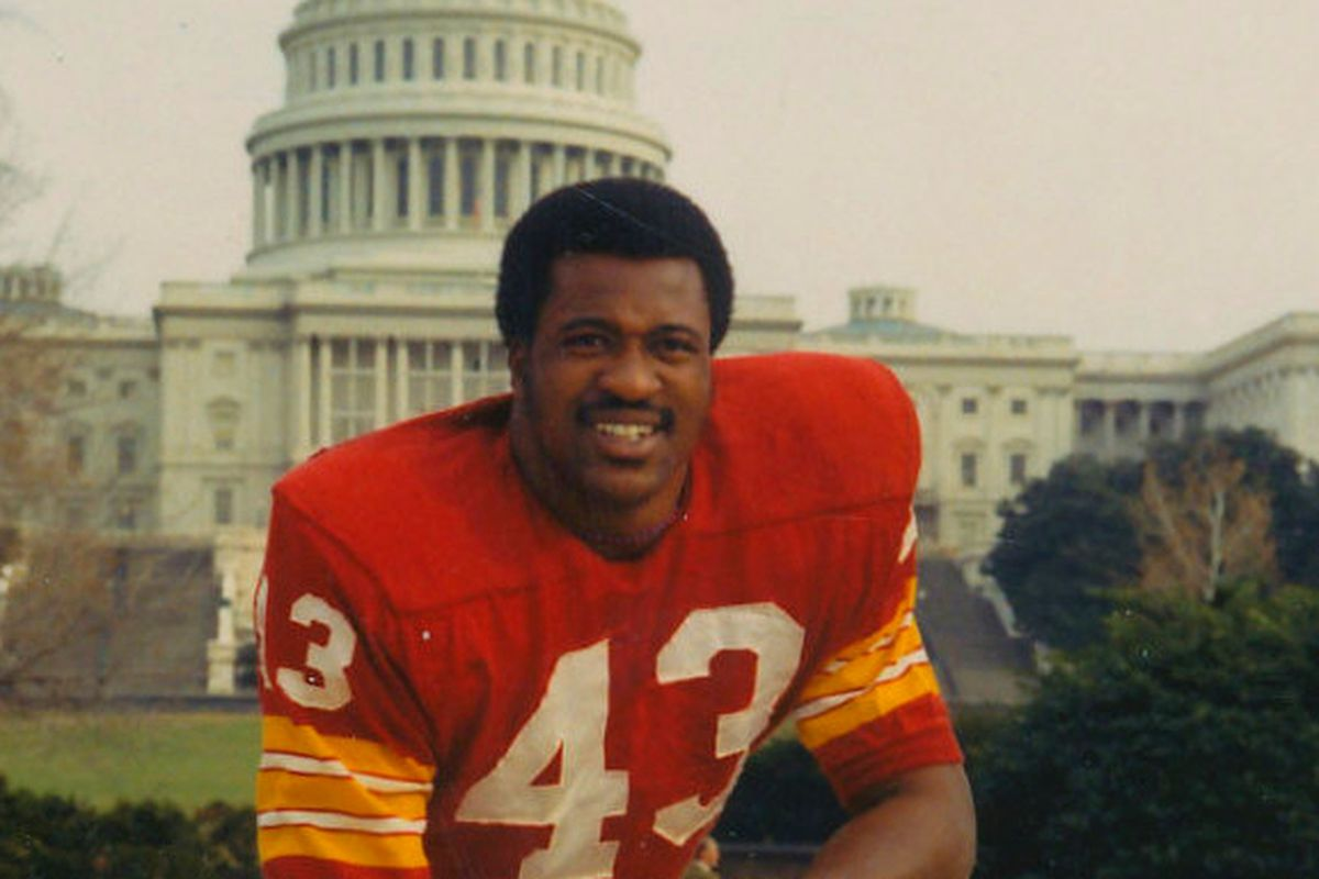 Redskins by the (Jersey) Numbers   43 - Larry Brown - Hogs Haven d473b2f2d