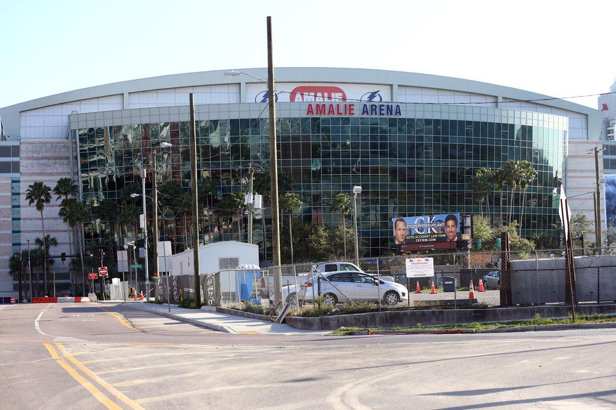 NHL: Philadelphia Flyers at Tampa Bay Lightning