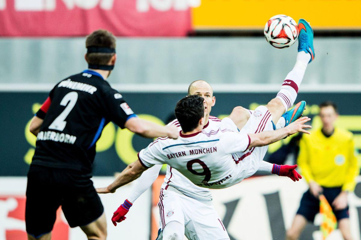 SC Paderborn v FC Bayern Muenchen - Bundesliga For DFL